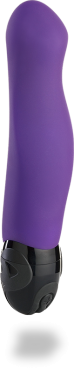 Fun Factory Ellove - A deeply arousing, curved-tipped vibrator destined for beginners.