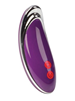California Exotic Luxe Massagers Replenish - A 7-function vibrator shaped to stimulate the clitoris.