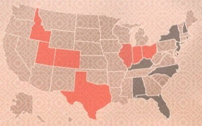 INFOGRAPHIC: Which U.S. Cities Have the Most Sex?