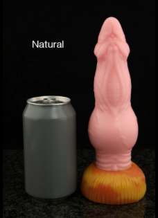 Kippy the Caline - Kippy the Caline is a dildo produced by Bad Dragon.