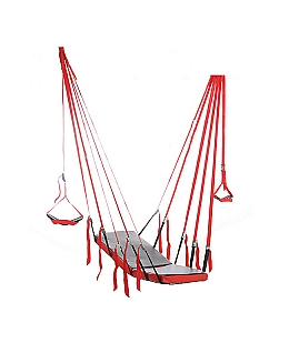Hawthorne Life Style Luxury Love Swing - The Luxury Love Swing is a sex swing produced by Hawthorne Life Style.