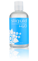 Sliquid H2O - H2O is a water based personal lubricant, and Sliquid's Original formula.