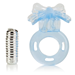 California Exotic Basic Essentials Butterfly Enhancer - Erection enhancement ring with butterfly stimulator.