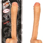 Blush Novelties Hung Rider - Lil John - A super long dildo with realistic details