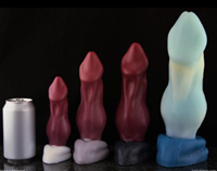David the Werewolf - David the Werewolf is a dildo produced by Bad Dragon.
