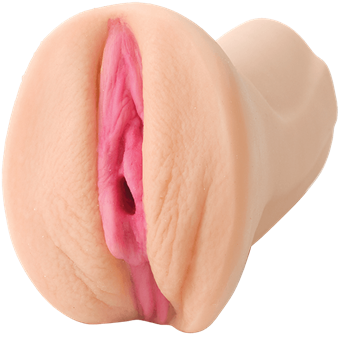 Doc Johnson Mary Carey ULTRASKYN Masturbator - A realistic masturbator molded from adult start Mary Carey.