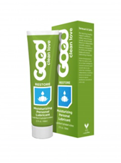 Good Clean Love Bio-Match Restore - Bio-Match Restore is a moisturizing personal lubricant produced by Good Clean Love.