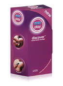 Durex Play Discover Intimate Massager - A discreet, sensual body massager designed for partners to attain a new level of sexual discovery.