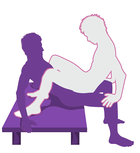 Over the Top sex position