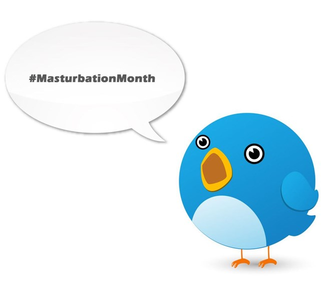 The Top Twitter Feeds to Follow for Masturbation Month