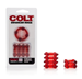California Exotic COLT Enhancer Rings - Erection enhancement rings.