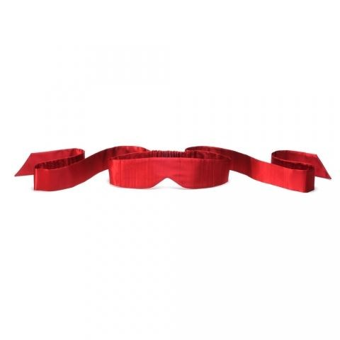 LELO INTIMA Silk Blindfold - A stylish blindfold for couples play.