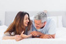 The Number 1 Tip for Better Sex as You Age? Pillow Talk!