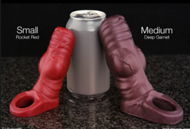 The Cocksheath - The Cocksheath is a wearable toy produced by Bad Dragon.