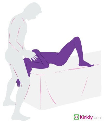 Oral sex position for couple