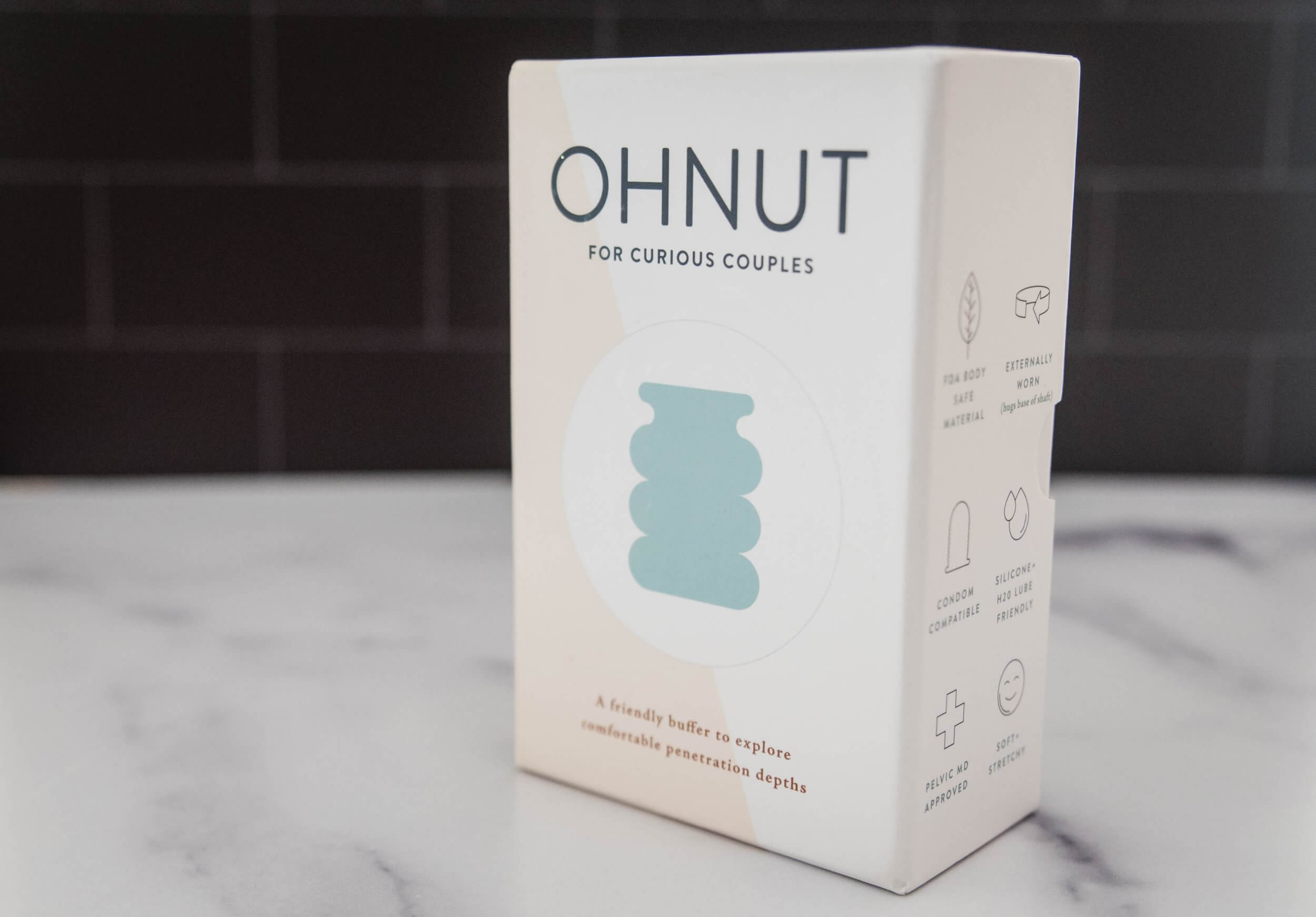 OhNut Penetration Buffers: Sex Toy Review