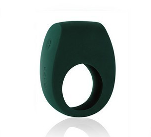 LELO TOR 2 - A rechargeable penis ring designed to deliver couples' pleasure again and again.