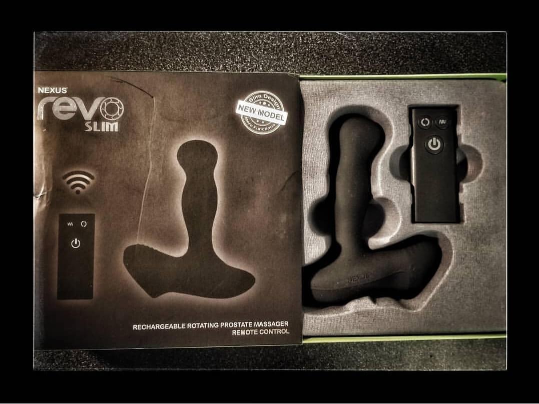 Nexus Revo Slim Prostate Massager