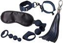 Fifty Shades Darker Kinky Fuckery Wild Couples Kit - An exciting six-piece bondage set that's perfect for beginners to kinky play.
