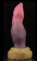 Virgil the Drippy Dragon - Virgil the Drippy Dragon is a dildo produced by Bad Dragon.