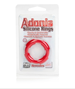 California Exotic Adonis Silicone Rings Hercules - Erection enhancement rings.