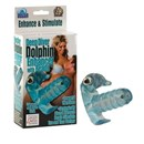 California Exotic Deep Diver Dolphin Enhancer With Beads - Erection enhancement sleeve.