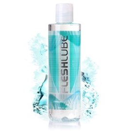 Fleshlight Fleshlube Ice - A silky-smooth water-based lube designed to cool on contact.