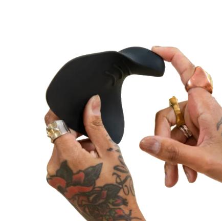 enby sex toy bending