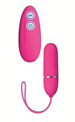 California Exotic Posh 7-Function Lovers Remote Control Bullet Vibrator - A remote-controlled bullet perfect for some secret fun in public.