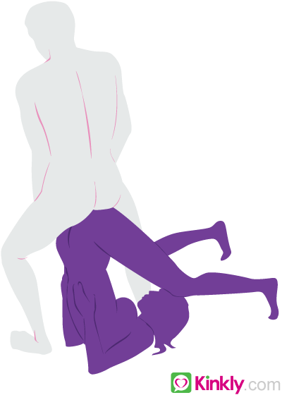 diagram of the overpass sex position