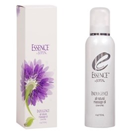 Jopen Essence - Indulgence All Natural Massage Oil - Yuzu - A paraben-free massage oil for added sensuality