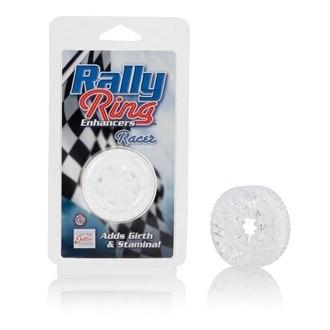 California Exotic Rally Ring Enhancers Racer Rings - Erection enhancement ring.