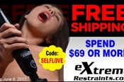 FREE Shipping at Extreme Restraints