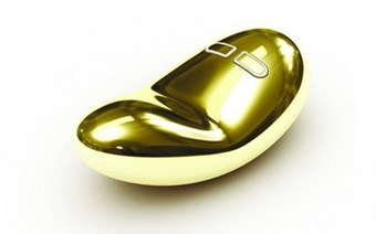 LELO YVA Gold - A beautiful, powerful vibrator that promises the ultimate luxury experience.