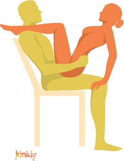 Arm Chair Sex Position