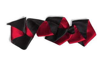 Loulou Couture Silk Sashes - A series of silk sashes designed to titillate your partner.