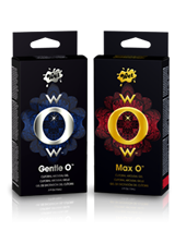 Wet Lubricants - Max O and Gentle O - Lubricant formulated to stimulate her most sensitive spots.