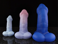 The Anthro Dragon - The Anthro Dragon is a dildo produced by Bad Dragon.