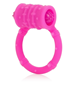California Exotic Posh Silicone Vibro Ring - Erection enhancement ring with removable vibrating attachment.