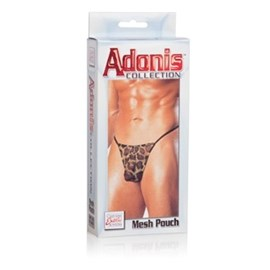 California Exotic Adonis Mesh Pouches - The Adonis Mesh Pouches are 100% Nylon pouch style men's underwear.