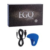 Jopen Ego e3.5 - A waterproof cock ring with a satin finish.