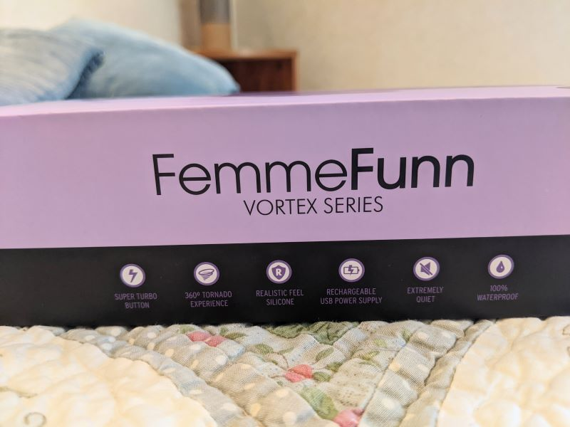 FemmeFunn Booster Rabbit: Sex Toy Review