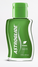 Astroglide Natural Liquid - Astroglide natural liquid is a personal lubricant made with all natural products.