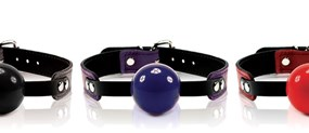 15% OFF Ball Gags at ODDO Leather