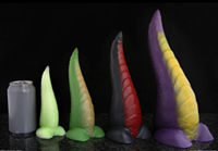 Winstons Tail - Winstons Tail is a dildo produced by Bad Dragon.