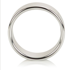 California Exotic Alloy Metallic Ring Medium - Erection enhancement ring.