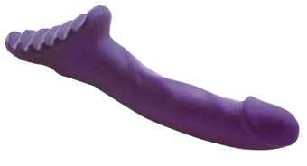 Fuze Velvet - A slim, semi-realistic dildo that's great for solo play and perfect for pegging.