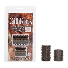 California Exotic Girth Rings - Erection enhancement and girth rings.