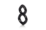 California Exotic Crazy 8 Rings - Dual support enhancer rings.