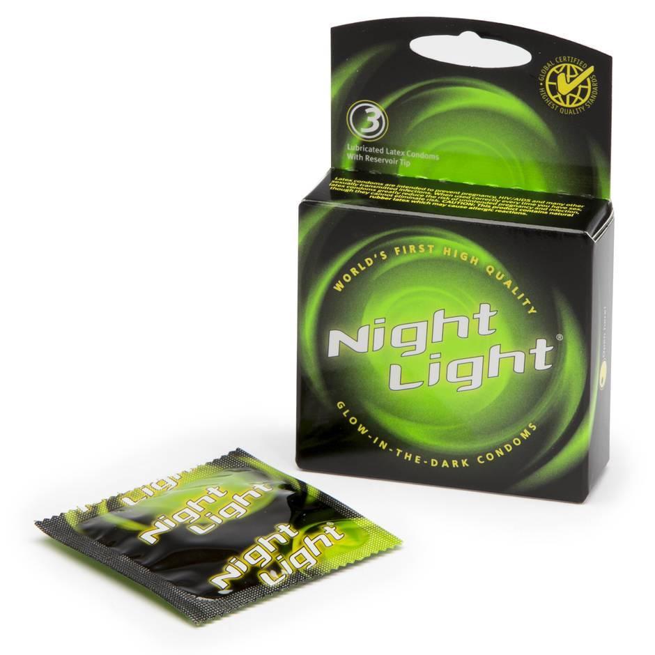 glow in the dark condoms